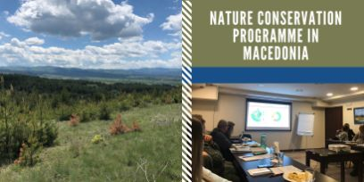 Researcher Diaries: Nature Conservation Programme in Macedonia