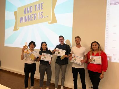 Welcome Week Winners AS2021