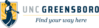 Logo UNC Greensboro